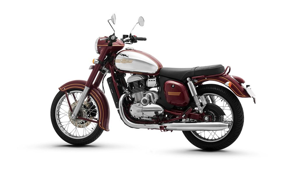 Jawa Standard: The legendary classic returns