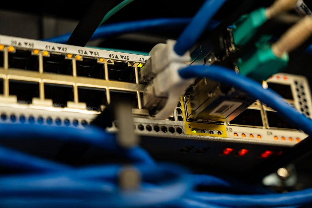 5 purposes that a patch panel serves