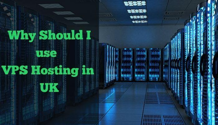 Why should I use VPS hosting in UK - Serverwala