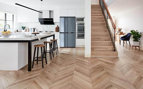 The Advantages of Parquet Flooring For Kitchen Floors