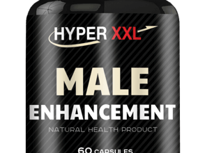 Hyper XXL Male Enhancement Reviews: Get Thicker and Harder Erections!